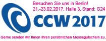 Die internationale Kongressmesse für Kundenservice, -kommunikation und Contact Center im Estrel Congress & Messe Center Berlin